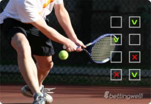 Cum sa pariez eficient pe meciurile de tenis ?