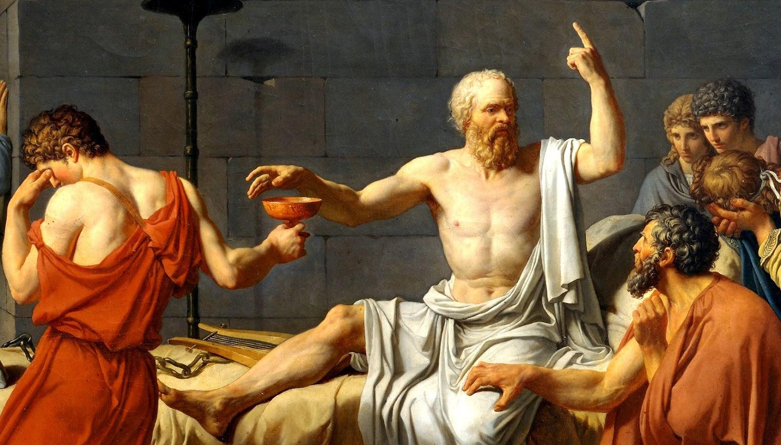 Notiuni din Grecia antica despre suflet