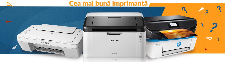Cum alegem cea mai buna imprimanta?