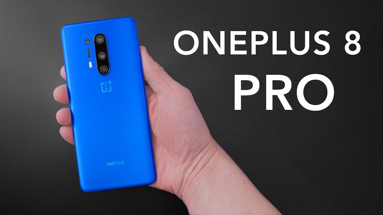 De ce se descarca prea repede OnePlus 8/OnePlus 8 Pro