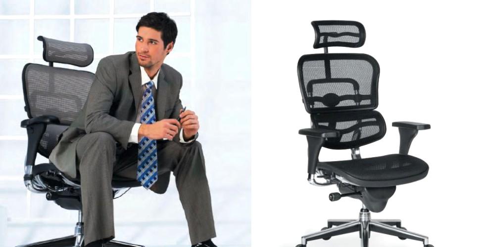 Caracteristicile unui scaun ergonomic