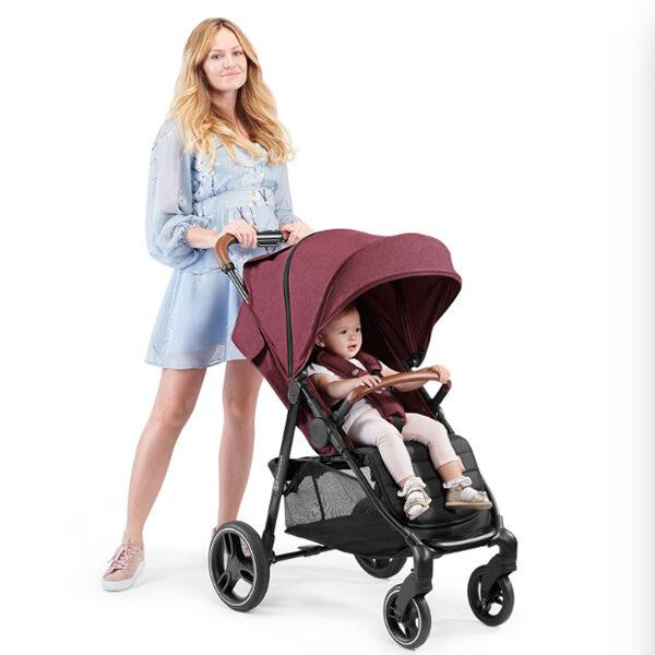 Caruciorul pentru bebelusul tau: exista un model ideal sau alte criterii conteaza pentru alegerea lui?