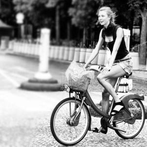 Biciclete dama pentru un fizic frumos