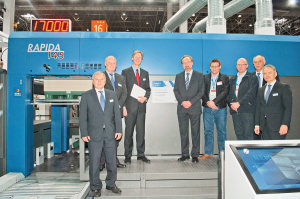KBA - the leader of the pack in packaging Industry