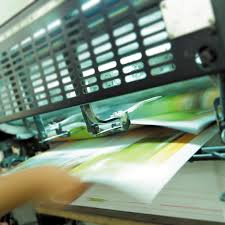 What are the advantages of a printing house?