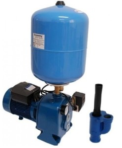 hidrofor de mare adancime jetd 150 cu vas de 22 litri