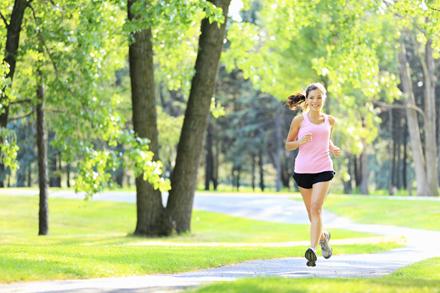 Mai mult sport in aer liber asigura un stil de viata sanatos