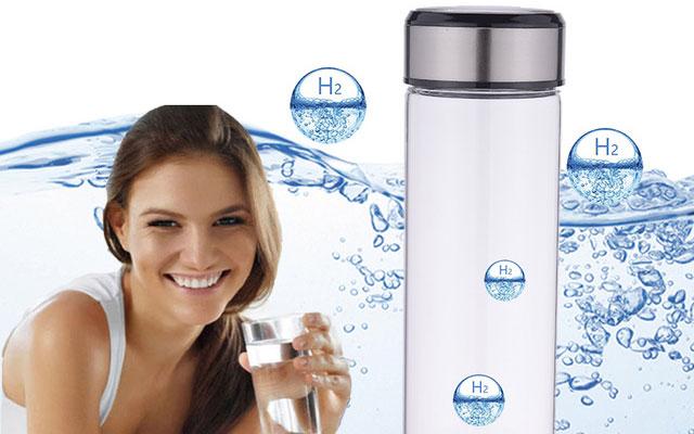 Beneficiile apei H2