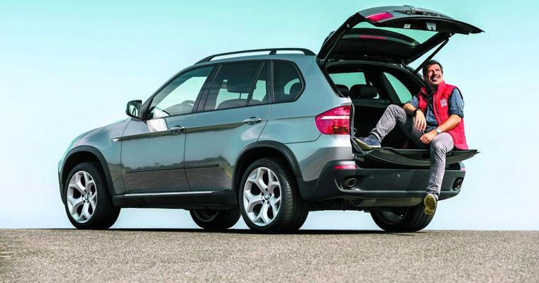 BMW X5 – unde iti repari masina