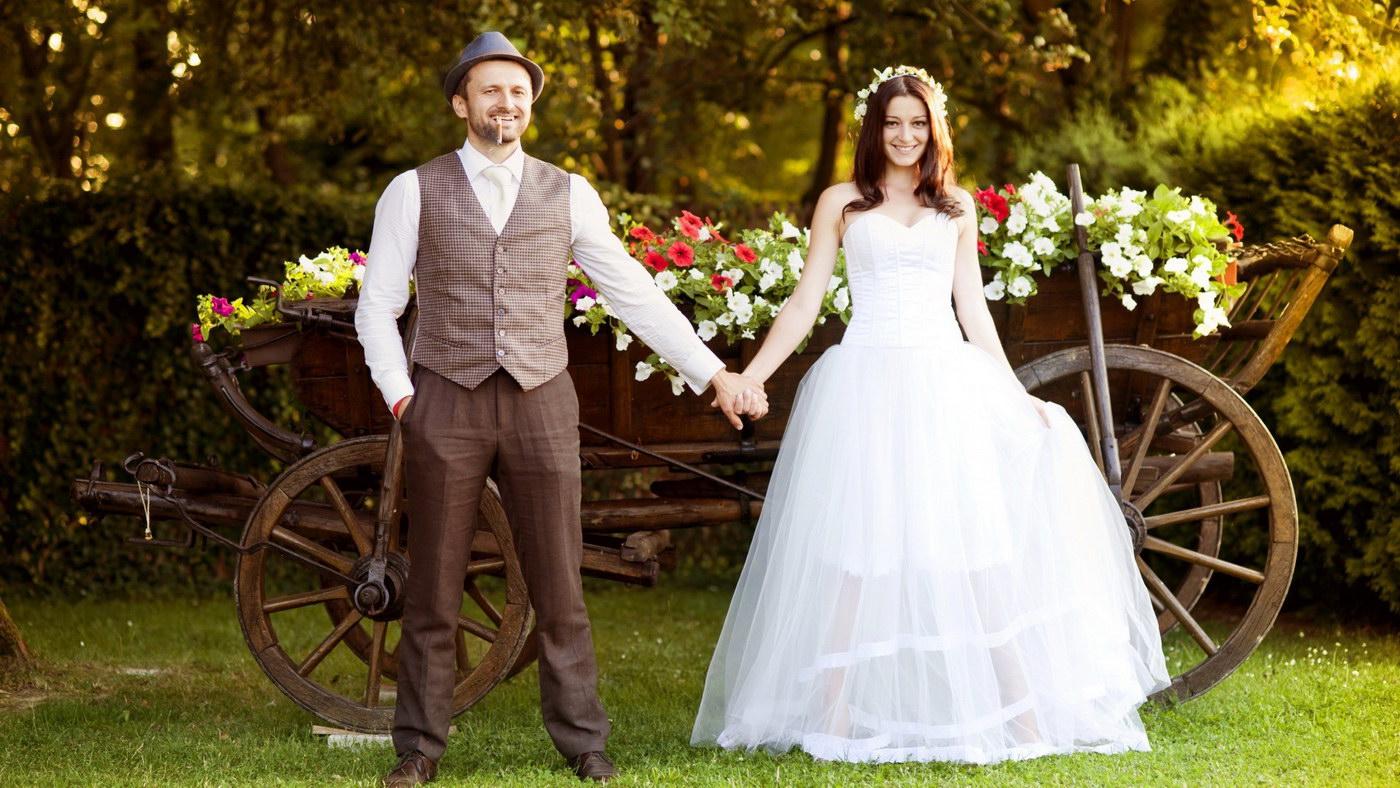Traditii si superstitii de nunta in Romania